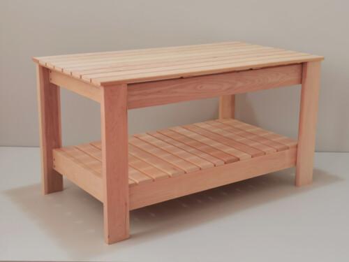 puidust laud, laud, söögilaud